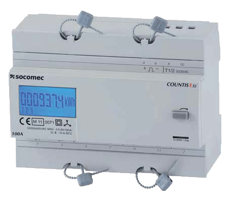 countis active energy meters