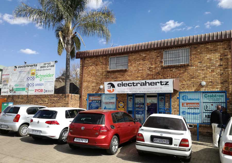 electrahertz pretoria offices